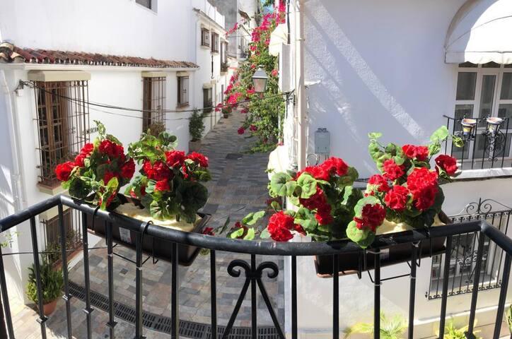 Habitación con balcón | Hotel Boutique Princesa