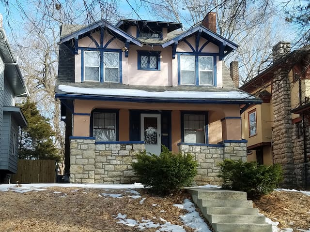 Newly Renovated Master with Character in KCMO