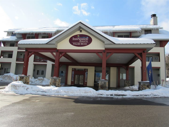 Winter Vacation Wonderland in Lincoln, NH near Loon Mountain and close to shopping!