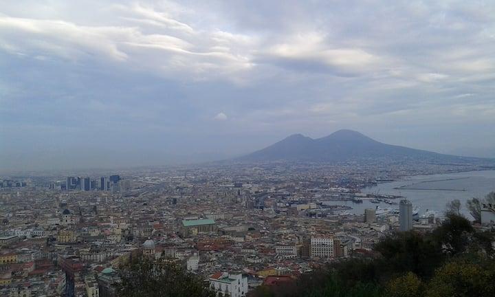 Napoli a 360°...