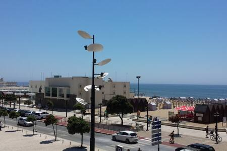 Apart. T2 - mar e praia - Póvoa de Varzim