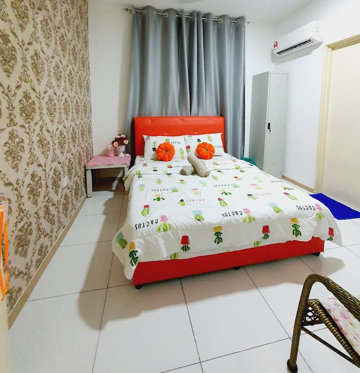 Royal Studio @ Best Price @ Vista Royal homestay