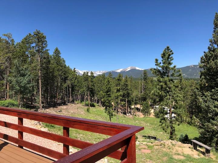 Hidden Lake  Mountain Retreat - We are open!