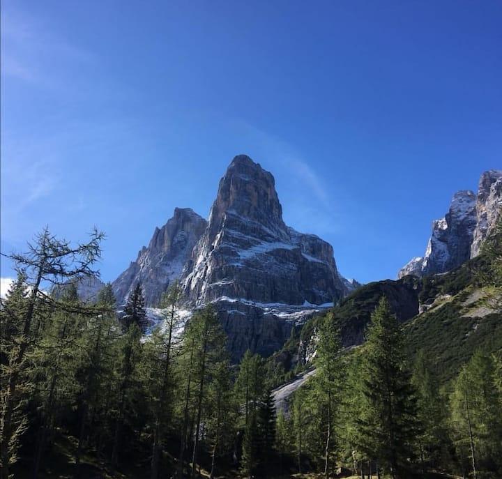 Tra le dolomiti di Brenta, Adamello e Presanella