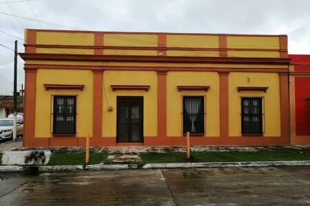 Casa Doña Reyna.