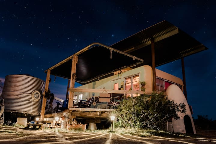 The Shasta - Buzzards Roost in Joshua Tree, CA