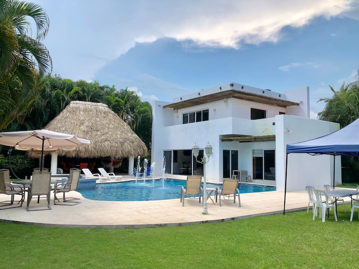 Casa en Puerto San Jose, A place to rest and relax