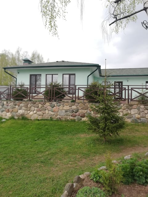 Сдается дом в деревне Еремейцево.