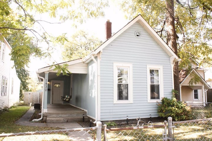 2BD/2BTH HOME IN FOUNTAIN SQUARE NEAR DOWNTOWN