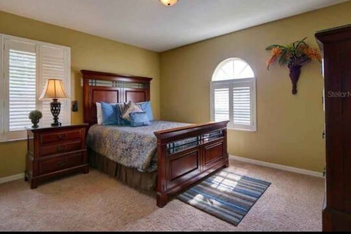Beautiful Room Close To Disney