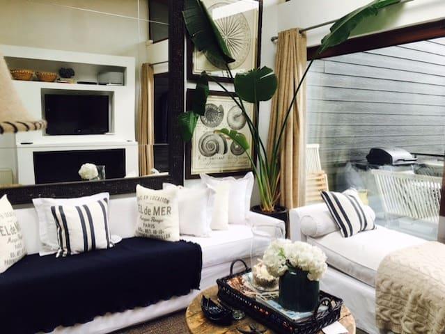 departamento super decorado - Cachagua - Lägenhet