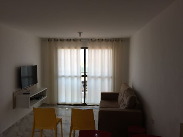 Condo(201) 2 bedrooms, 2 wc. 800ft away beach+Wifi - Ipojuca