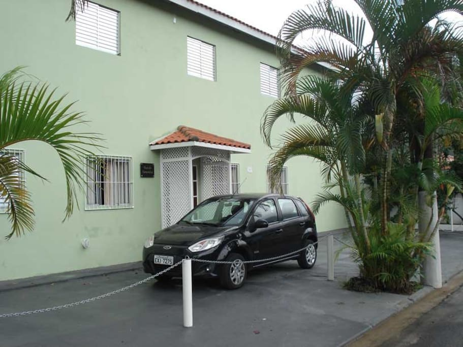 Frente da casa/front view