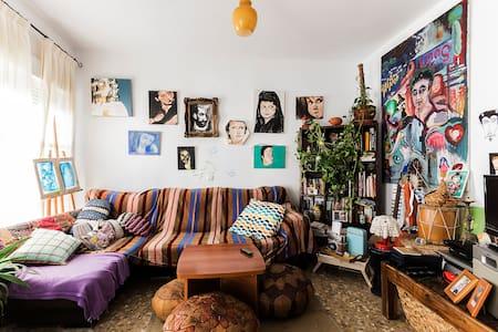 3 habitaciones privadas - Rota - Byt