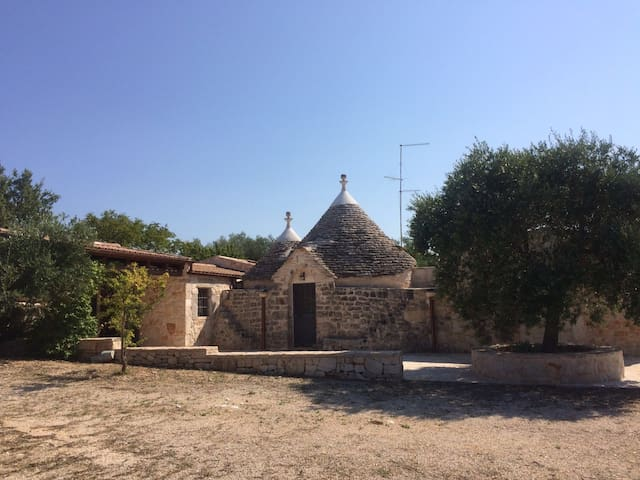 Trulli Sylvana - Castellana grotte - Apartment