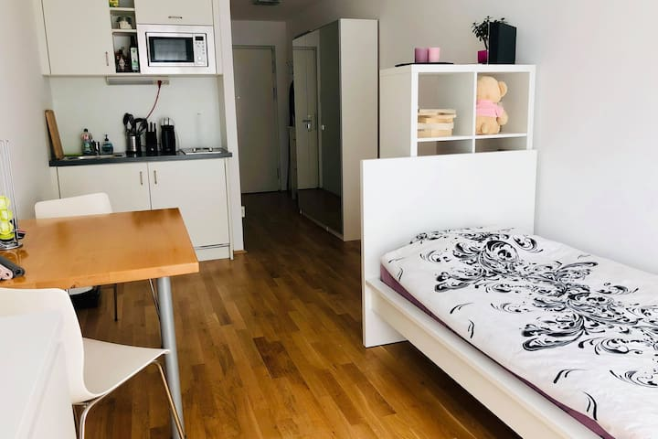 Cosy 1-room apartment in Giesing, Munich