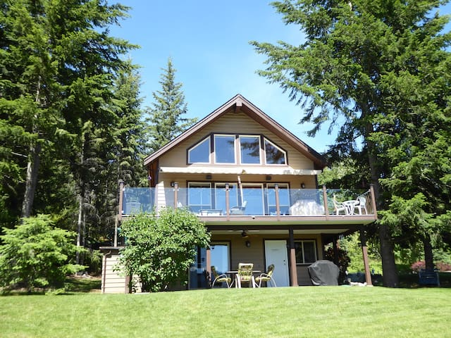 Luxury B & B on Shuswap Lake