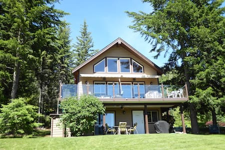 Willow Tree B & B on Shuswap Lake