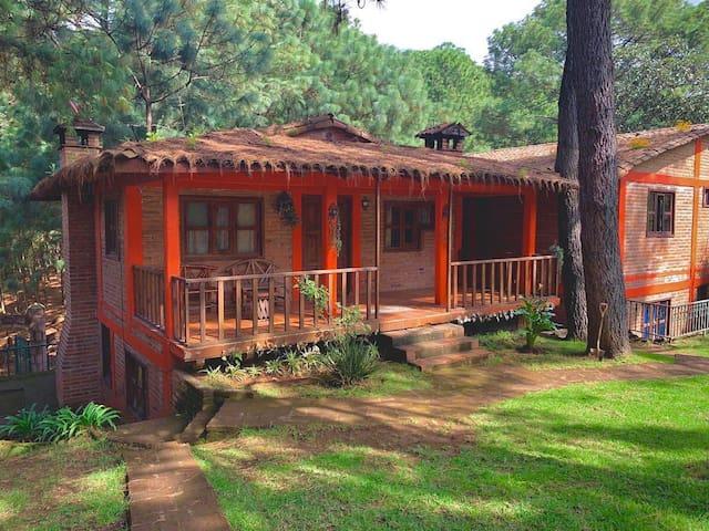 El Mirador, Cabaña Romántica El Roble