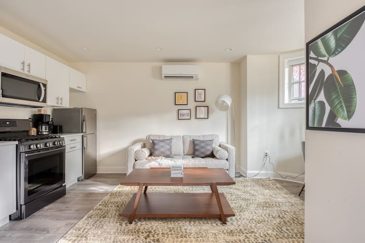 Stylish 1BR in Dupont Circle near Metro by Zeus