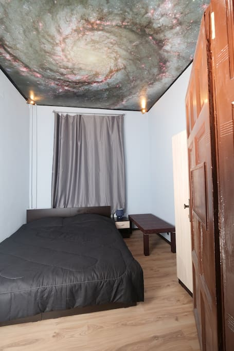Private bedroom - Whirlpool Galaxy