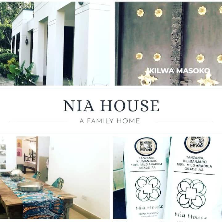 Nia House , Kilwa Masoko OCEAN VIEW.