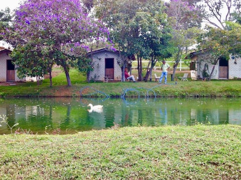 Chalé 2 - Paraíso dos Jequitibás