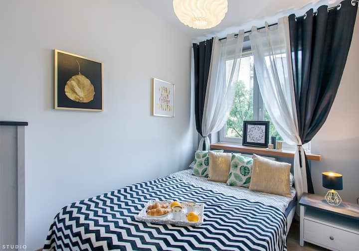 """Avenue Central Warsaw Apartment""  ClickTheFlat"