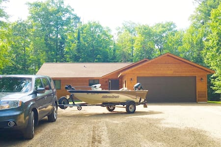 Eagle River Vacation Rentals Silver Forest Lane