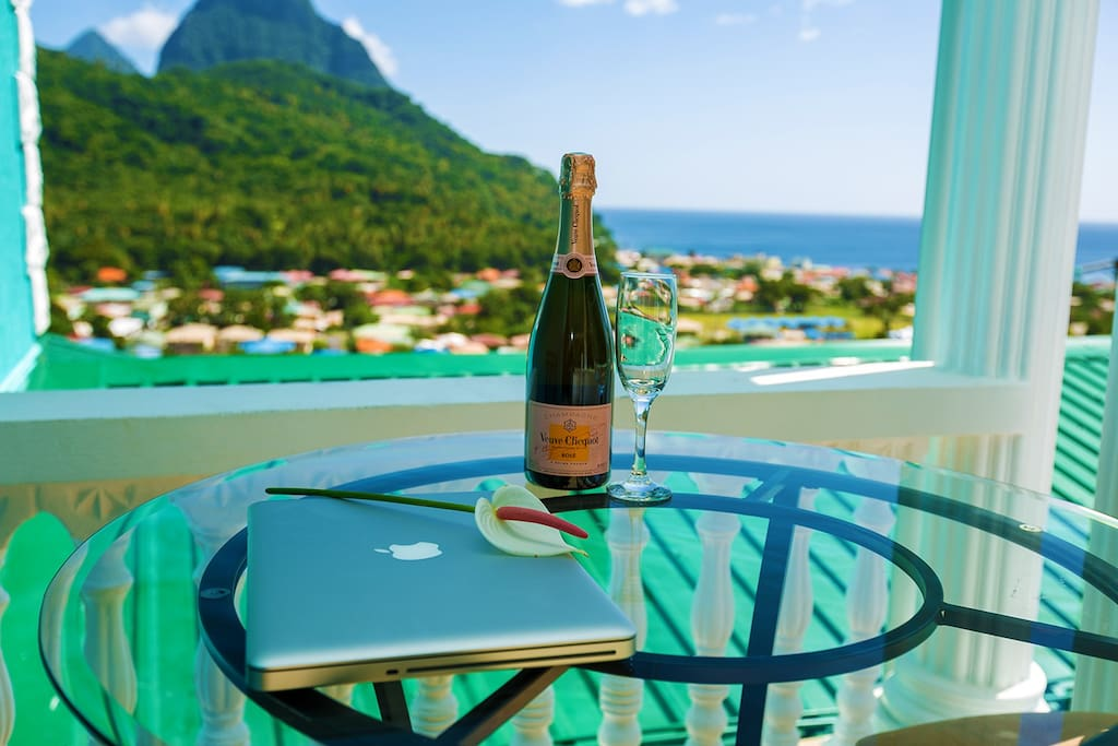 You just found St. Lucia's best secret Airbnb stays