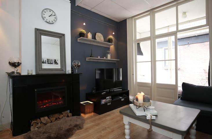 Apartment central Haarlem - Haarlem - Apartment