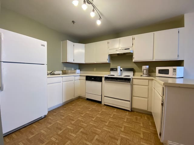 Smart TV, Fast Wi-Fi, Downtown 1BR Apt with a View