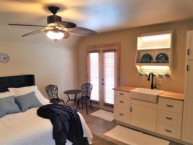 Guest Suite Near BYU and UVU, Hobble Creek Canyon