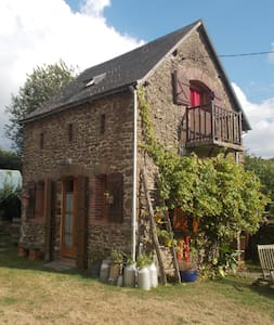 INTIMATE STONE-BUILT STABLE - IDEAL FOR COUPLES - Bais - Hus