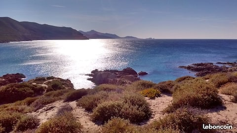 Appart 4pers- Plage.Wifi.Piscine-Ile rousse7km