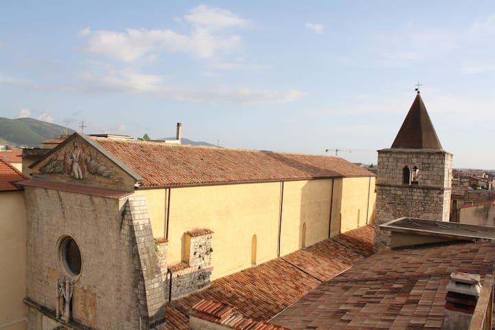 """Appartamento """"Terrazza di S. Pietro"""" - Fondi - Apartemen"""