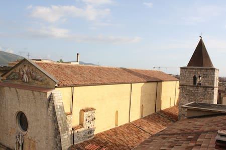 """Appartamento """"Terrazza di S. Pietro"""" - Fondi"""