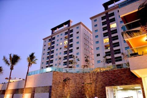 Apartamento - Vista p/ o mar (Salinas Park Resort)