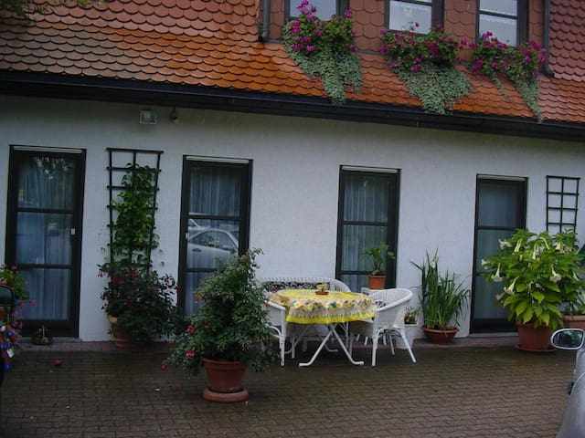54 qm Ferienwohnung am Elsterblick in Bad Elster