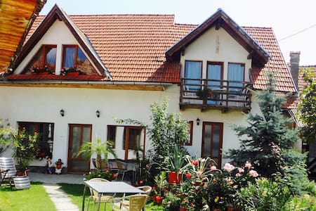 Casa Ioana - Zărnești
