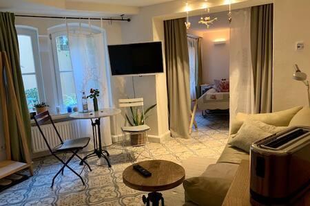 Separate Wohnung im schönen Giebichensteinviertel