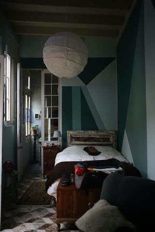 Hermosa habitación en malecón de chorrillos