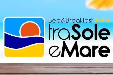 """B&B """"tra Sole e Mare"""" - Camera Scirocco - Lido di Noto - ที่พักพร้อมอาหารเช้า"""