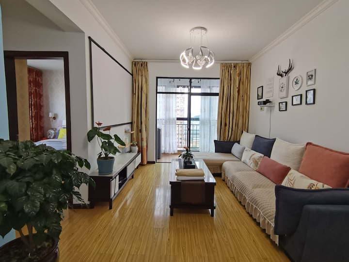 都市宜家[曲靖] .温馨舒适两居室.