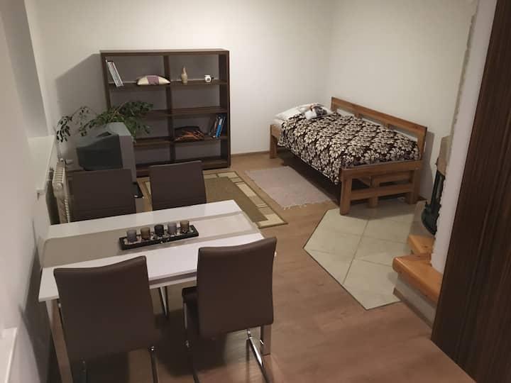 Pohodlný apartmán v tichej časti Banskej Bystrice