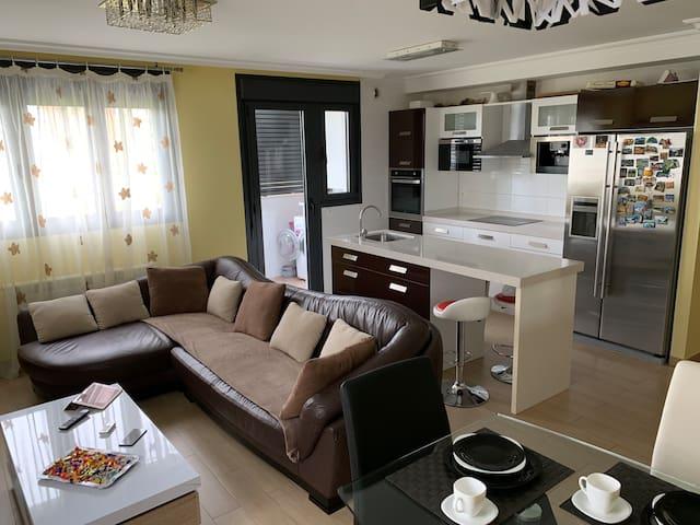 Maravilloso piso en Oviedo