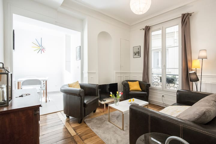 Beautiful apartment in the Latin Quarter - Paris - Lägenhet