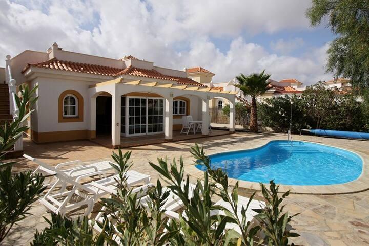 El Vergel Villa, great for families