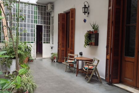 Habitación apacible en Buenos Aires I