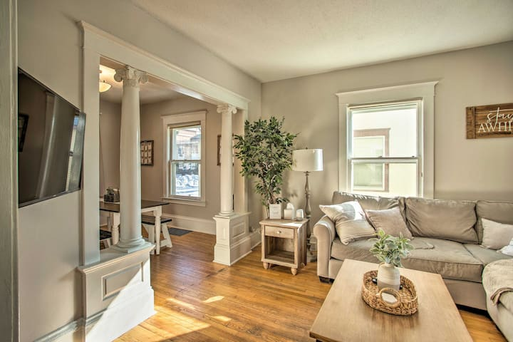 NEW! Home w/Porch in Midway-Between MPLS & St Paul